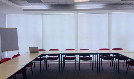 Location salle de réunion modulable 14 personnes Toulouse